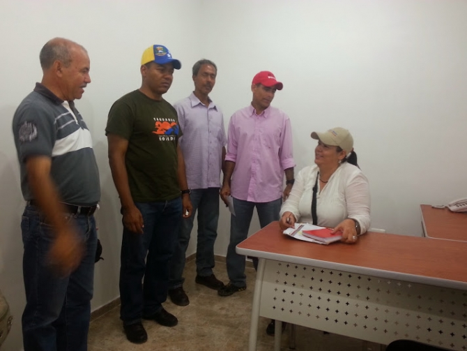 Oficina municipal de la vivienda en tinaquillo abre nueva for Oficina municipal del taxi
